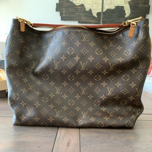 Louis Vuitton (Sully Monogram)